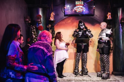 Die Hochzeitsshow - Das Ja-Wort in Las Vegas